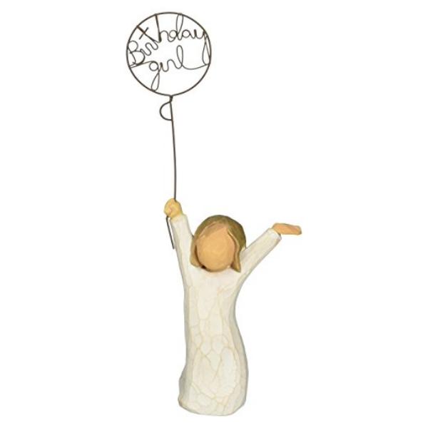Birthday Girl Figurine