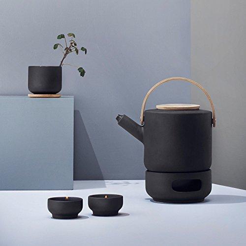 Stelton Theo Teapot and Teapot Warmer 0 0